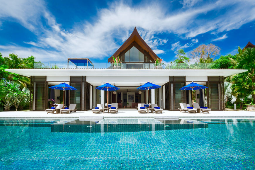 Villa Padma Phuket (4-Bedroom)