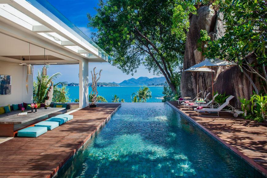 Villa Hin Koh Samui (5-Bedroom)
