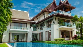 pool villa kalyana in Phuket
