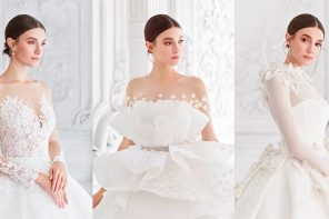 Wedding Dress by Vanus Couture